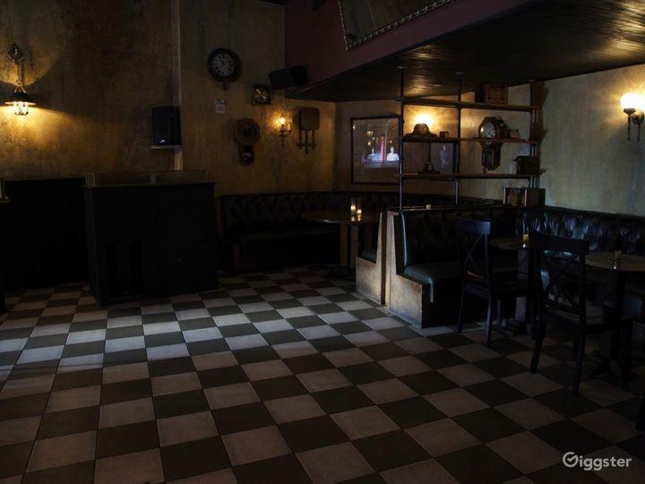 Culver City Barbershop/Bar speakeasy Photo 3