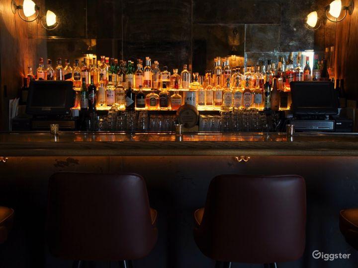Culver City Barbershop/Bar speakeasy Photo 2