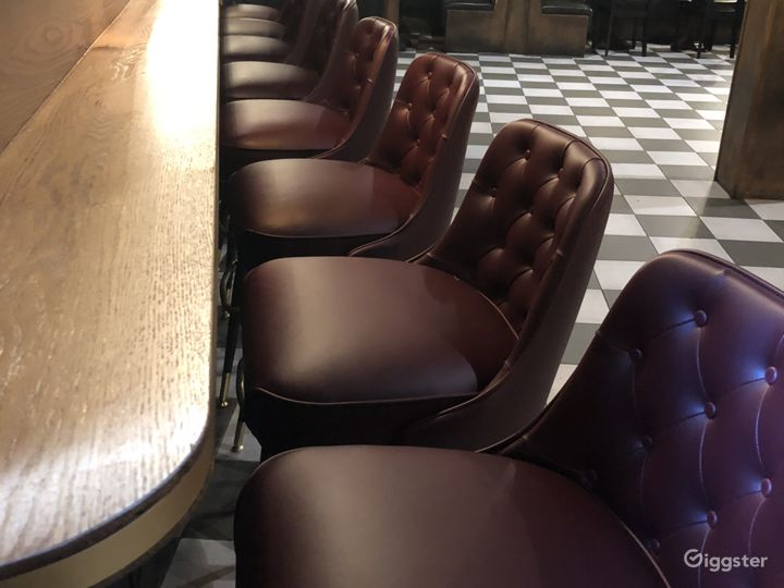 Culver City Barbershop/Bar speakeasy Photo 5