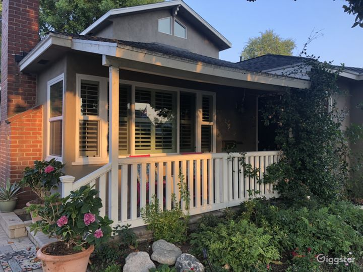 Warm, Traditional, Two Story Home Near Studios