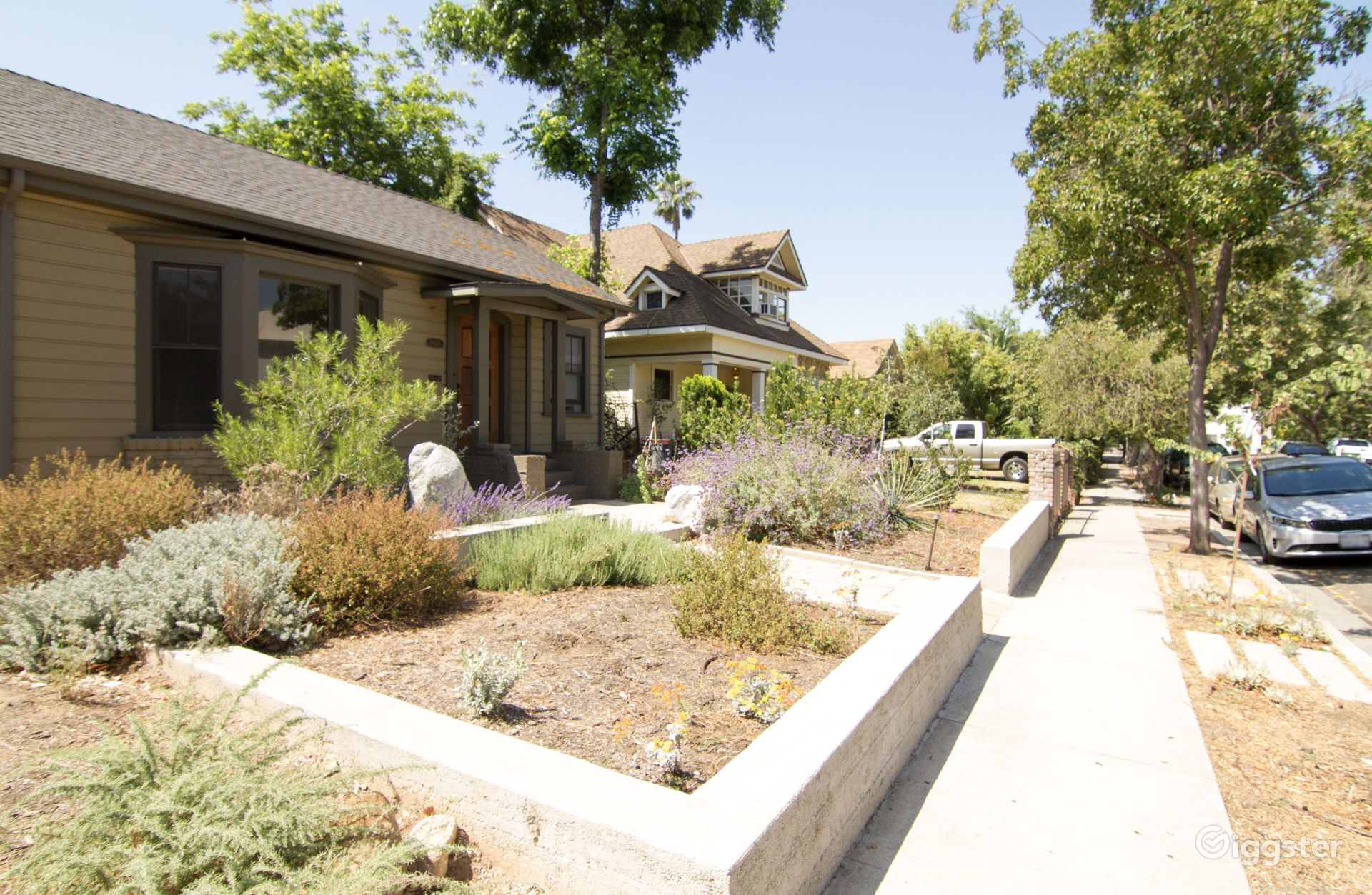 Cozy Califronian Bungalow in Highland Park Los Angeles Rental