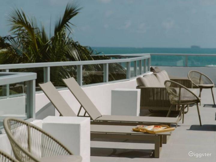 Penthouse Suite & Terrace in Miami Beach Photo 3