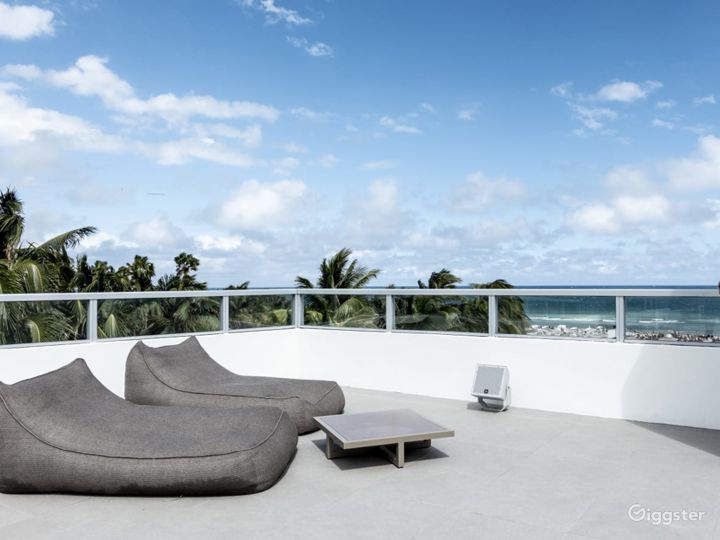 Penthouse Suite & Terrace in Miami Beach Photo 5