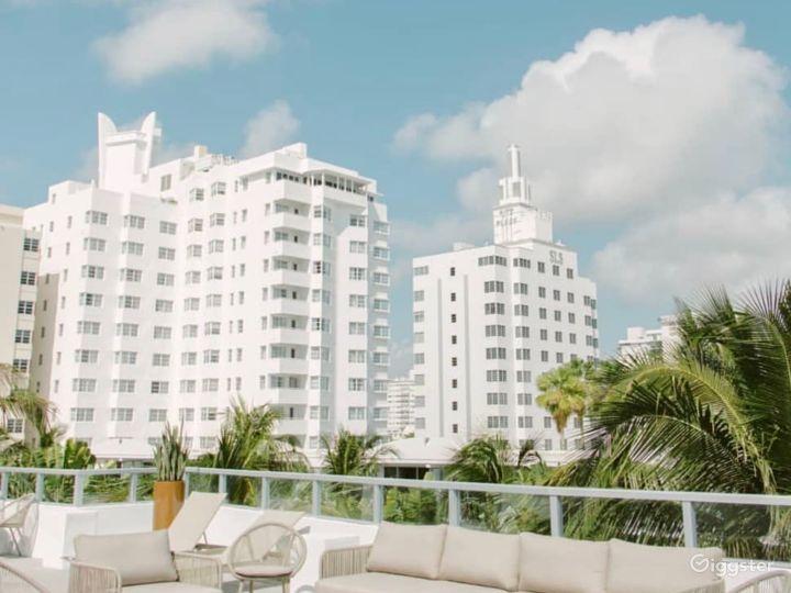 Penthouse Suite & Terrace in Miami Beach Photo 4