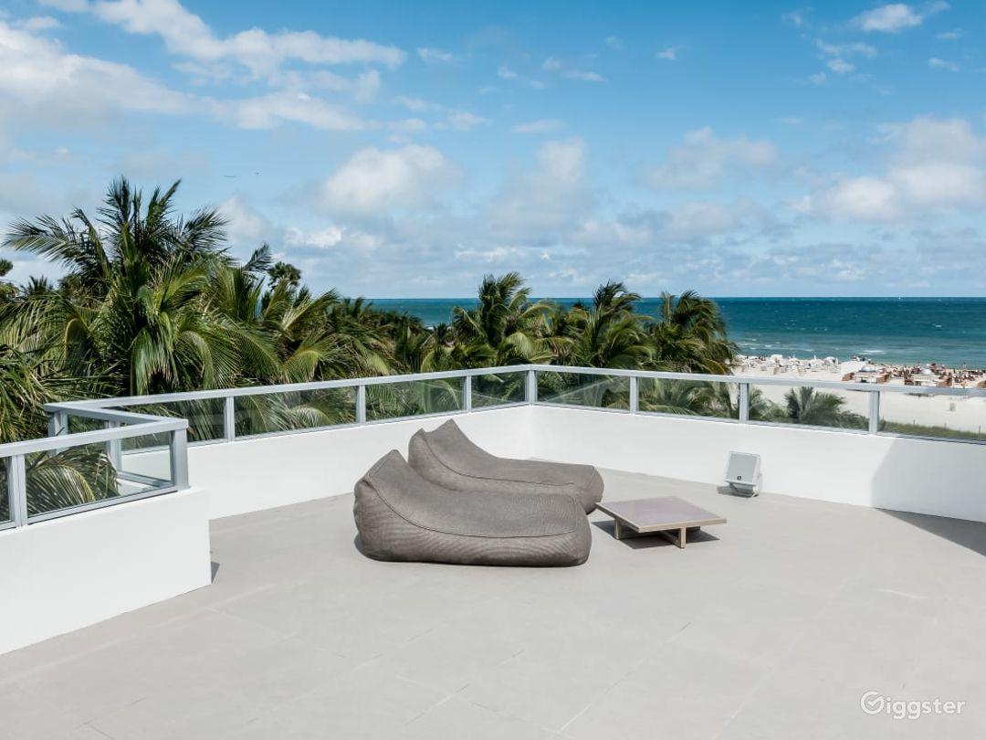 Penthouse Suite & Terrace in Miami Beach Photo 1