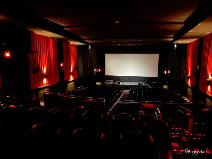 High Ceiling Large Theatre Event Space Dbl Level