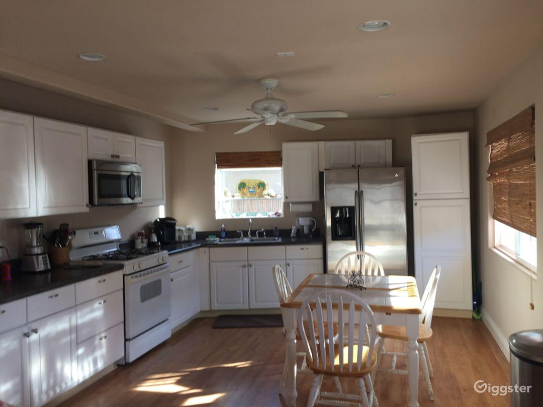Beach House big open kitchen