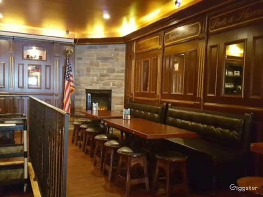 Tap Room + Fireplace Pub in New York  Photo 1
