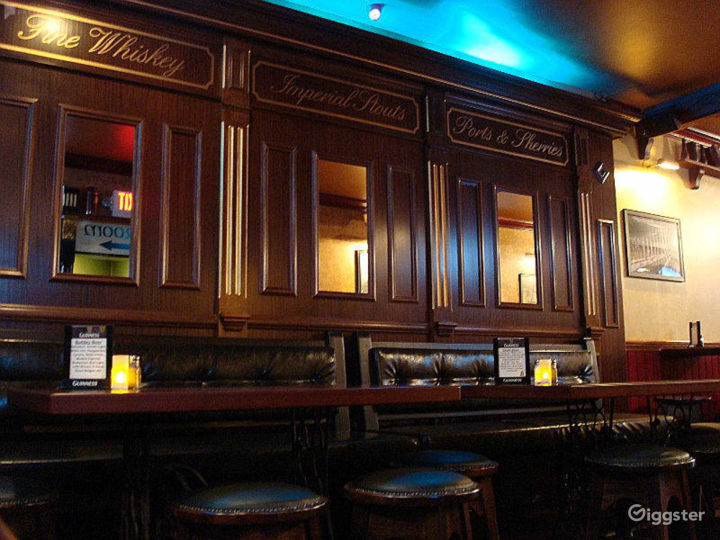 Tap Room + Fireplace Pub in New York  Photo 3