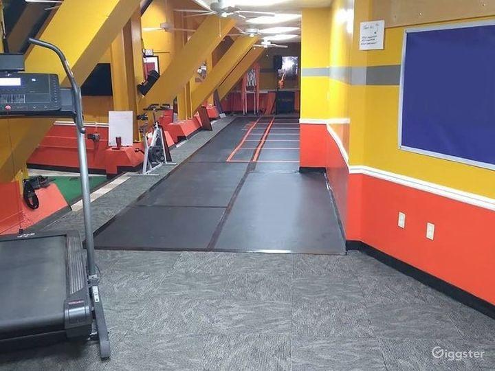 Strikingly Wide 3000 sq. ft. Fitness Studio in Atlanta Photo 4