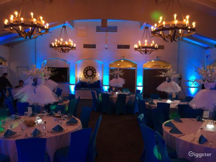 Light up Lounge & LED Dance floor Photo 4