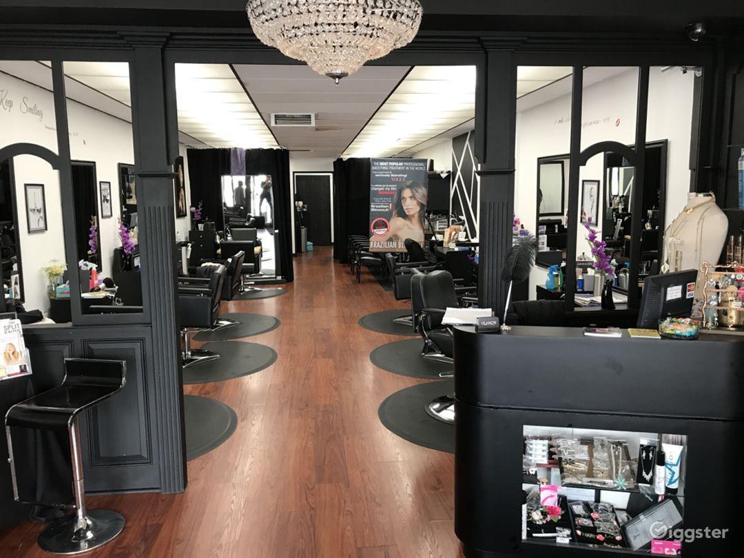 Spacious Hair Studio  Photo 1