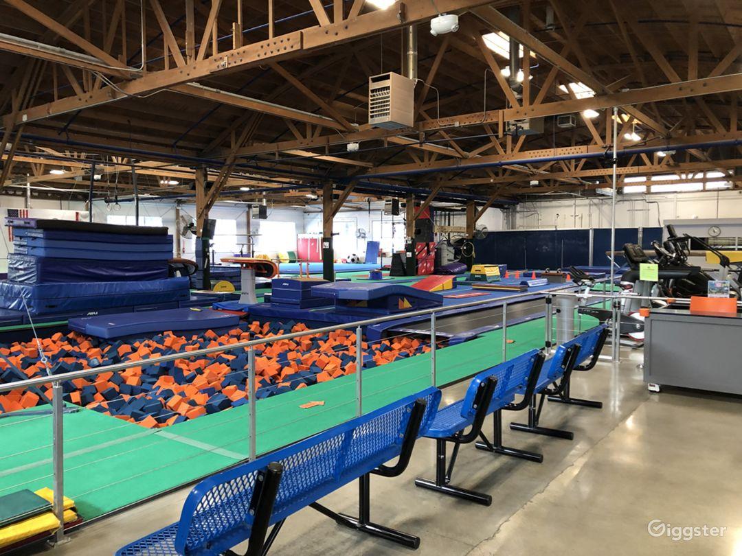 LA's Largest Gymnastics Facility, Built In 2016 Photo 2