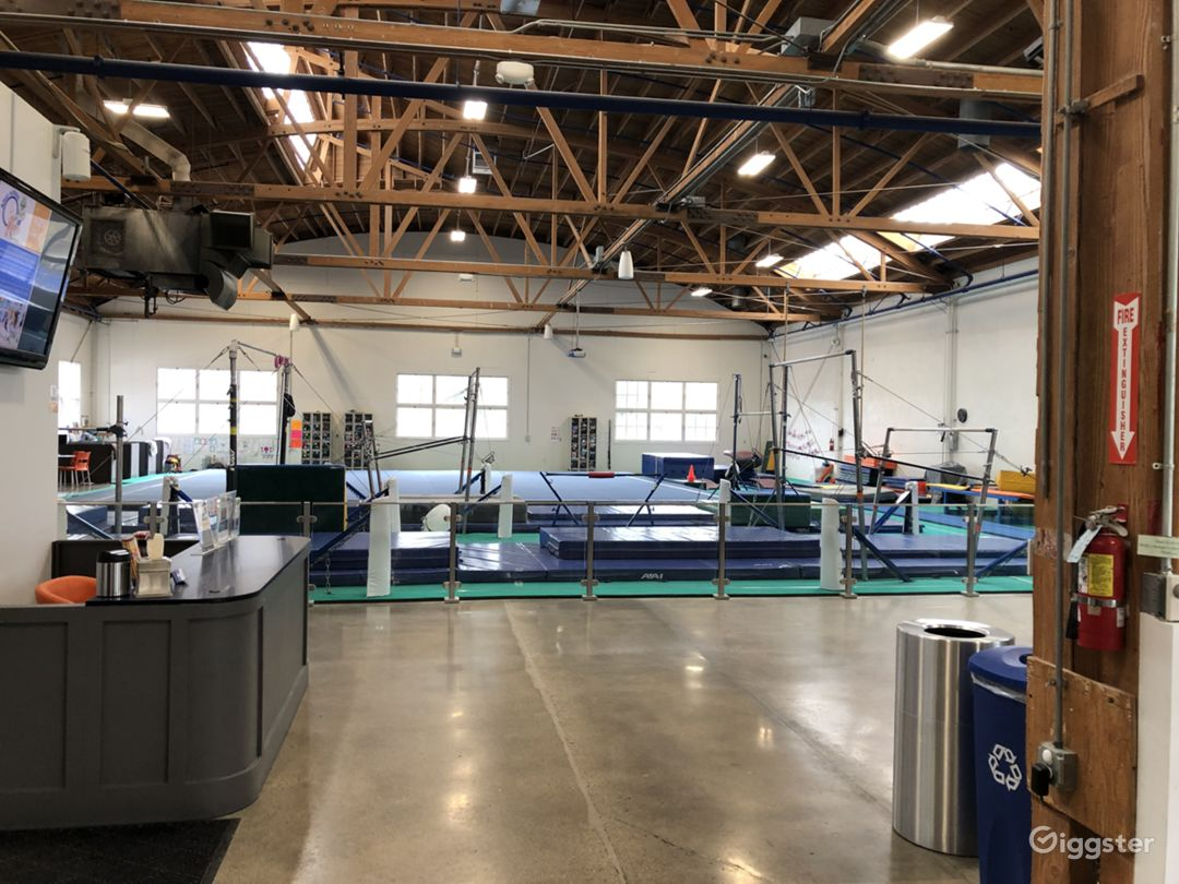 LA's Largest Gymnastics Facility, Built In 2016 Photo 5
