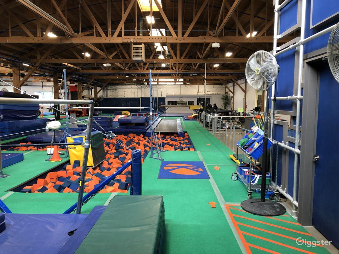 LA's Largest Gymnastics Facility, Built In 2016 Photo 3