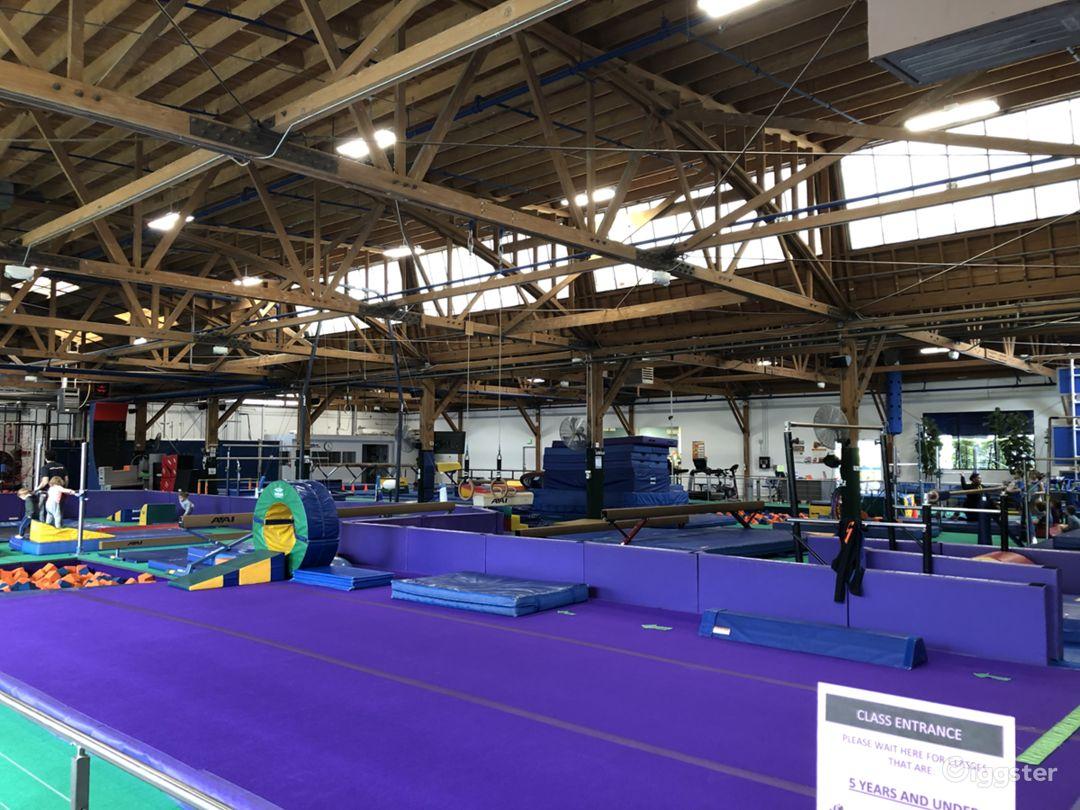 LA's Largest Gymnastics Facility, Built In 2016 Photo 4