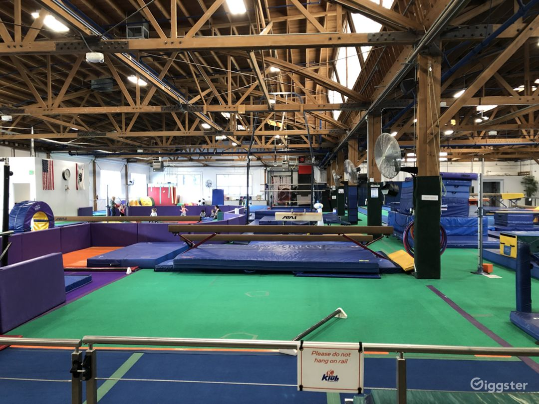 LA's Largest Gymnastics Facility, Built In 2016 Photo 1