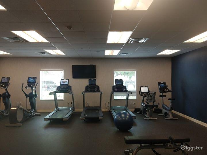 A Modern Gym in Miami Photo 5