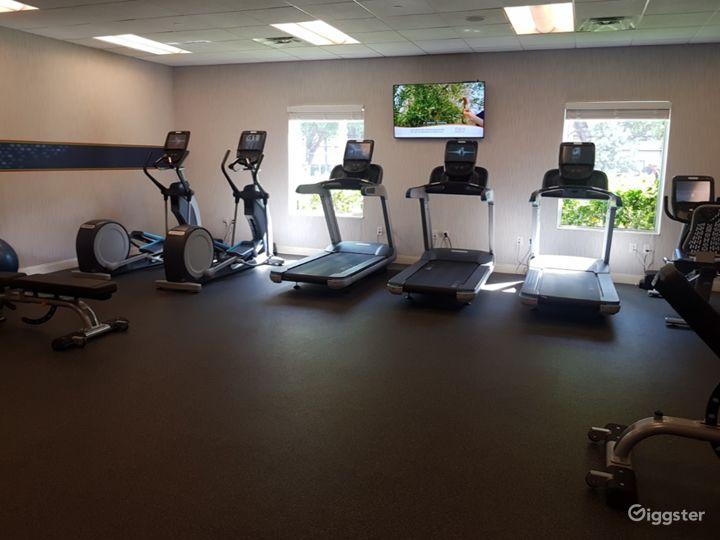 A Modern Gym in Miami Photo 4