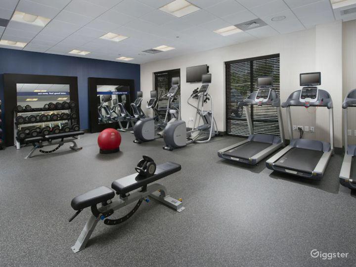 A Modern Gym in Miami Photo 3