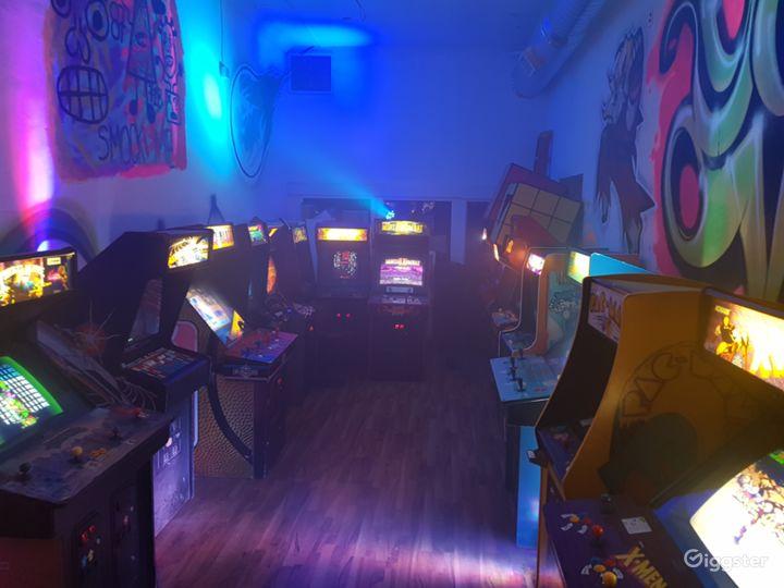 Melrose Hidden Arcade