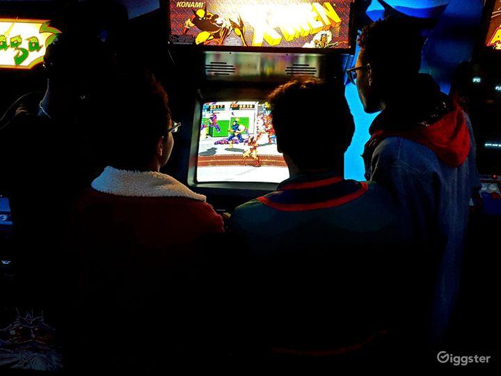 Melrose Hidden Arcade Photo 2