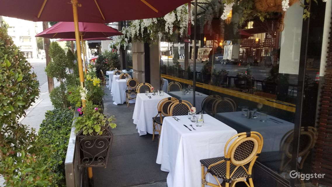 The Restaurant Cafe Commercial Upscale Italian For Filming Photo Shooting