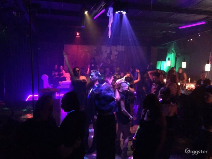 Underground Event Space in Asheville Photo 4