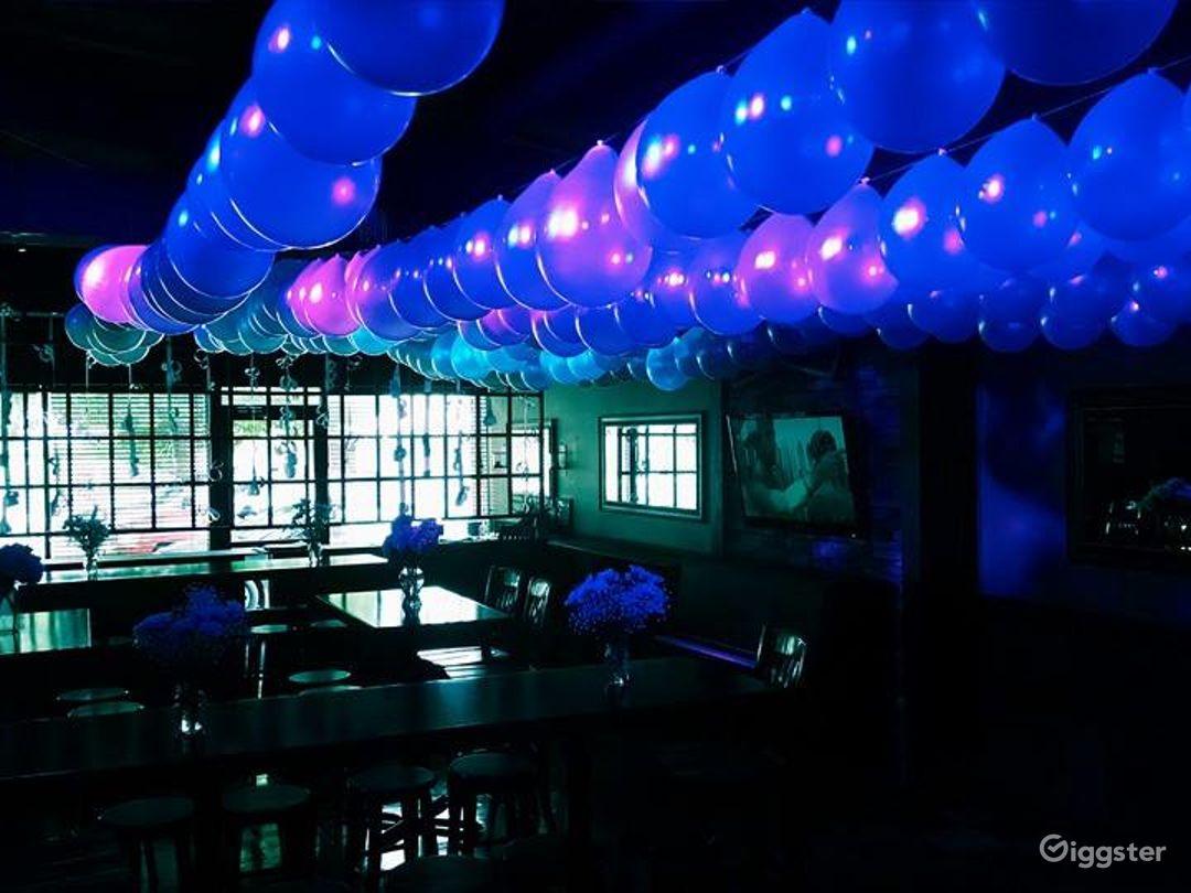 Underground Event Space in Asheville Photo 1