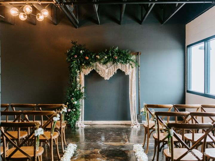 Industrial Chic Event Space Photo 2