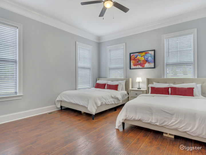 Luxury in the City | Charlotte Vacation Rental Photo 2