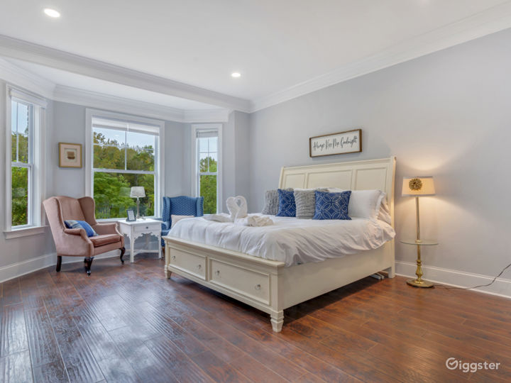 Luxury in the City | Charlotte Vacation Rental Photo 4
