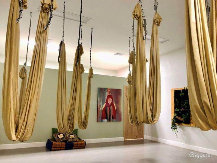 Miami Aerial Yoga Studio