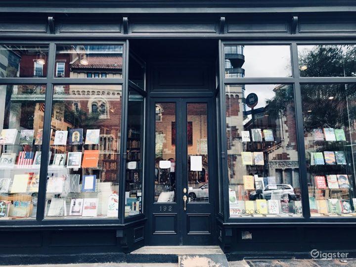 Bookshop: Location 4250