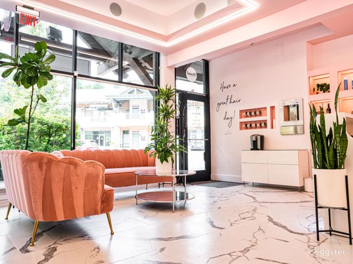 Pink Chic Hair Bar in San Mateo