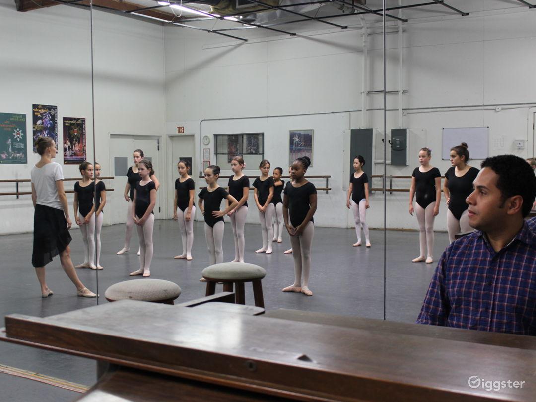 Studio 2 Class