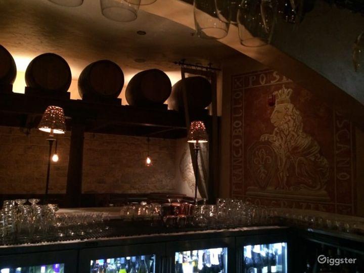 Wonderful Wine Barrel Room Photo 2