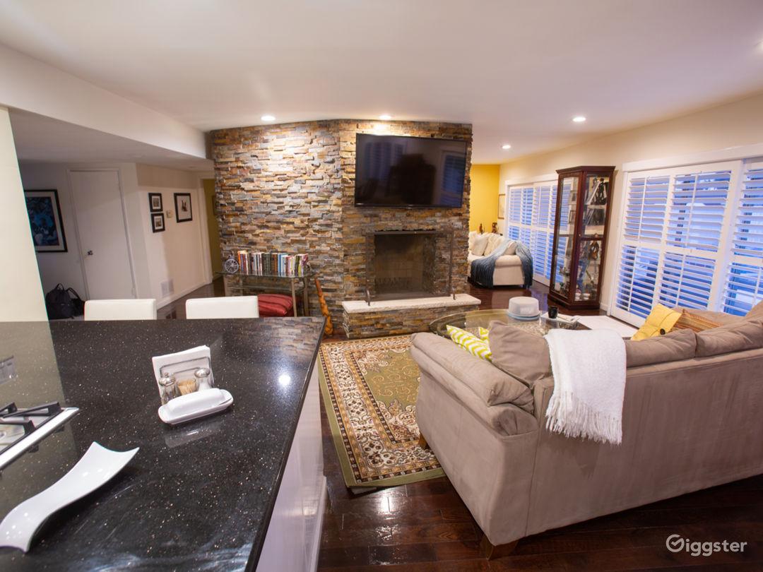 Mid-Century Modern Baldwin Hills Estates Home Photo 1