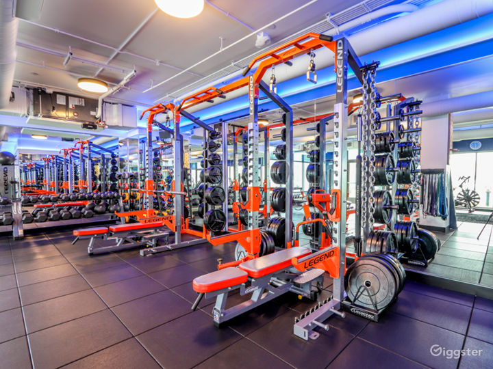 Executive Private Fitness Facility  Photo 3