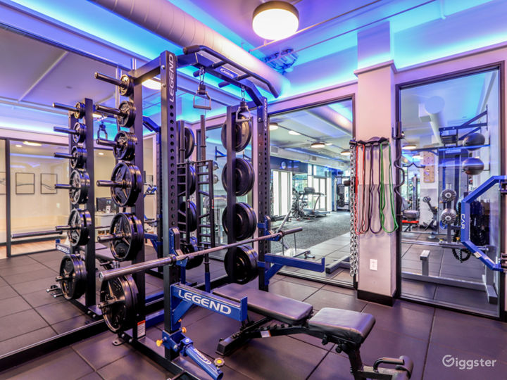 Executive Private Fitness Facility  Photo 4