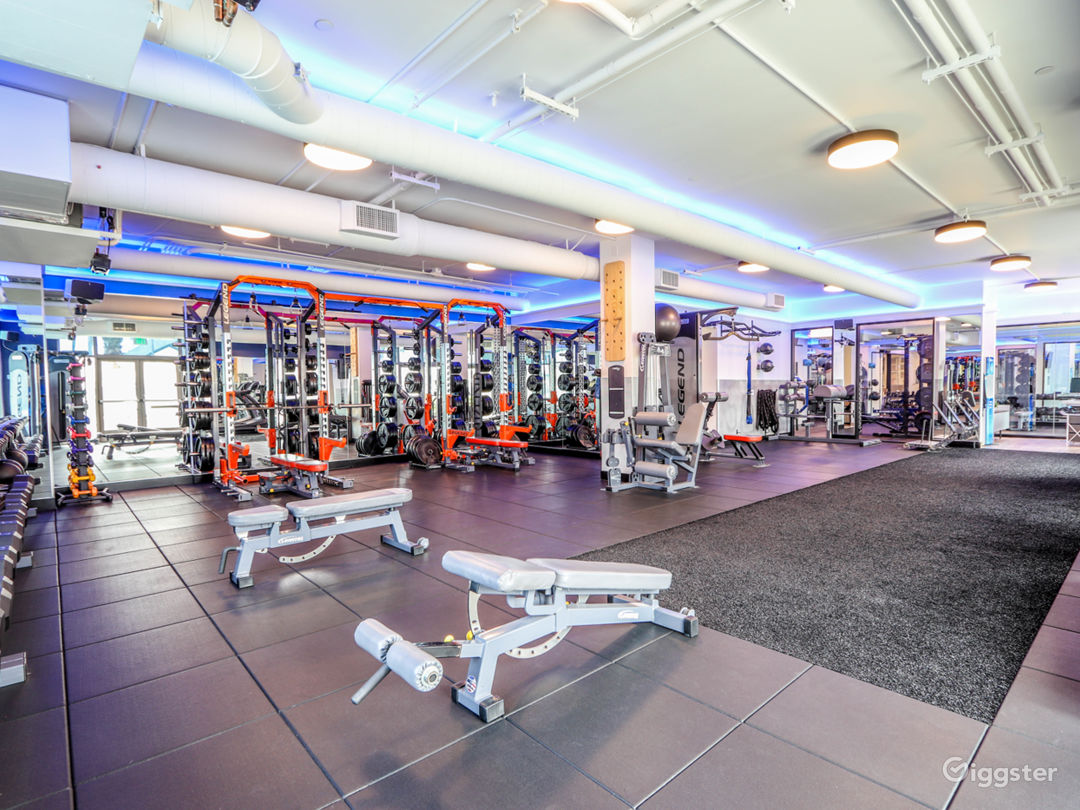 Executive Private Fitness Facility  Photo 1