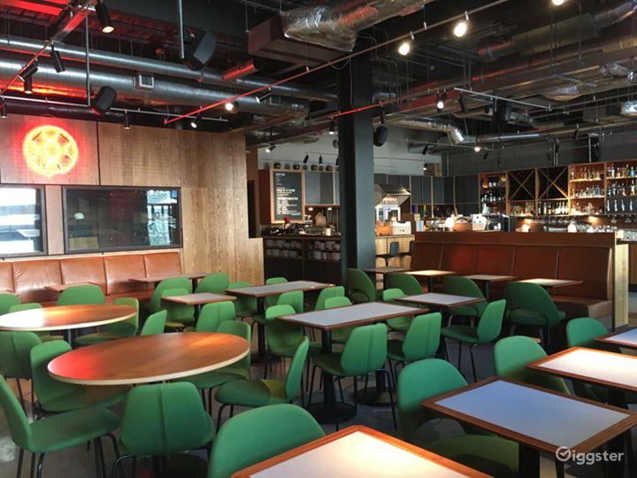 Café and Bar Home to  World-Class Living Voice Sound System Photo 3