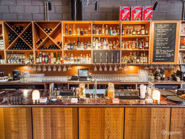 Café and Bar Home to  World-Class Living Voice Sound System Photo 4