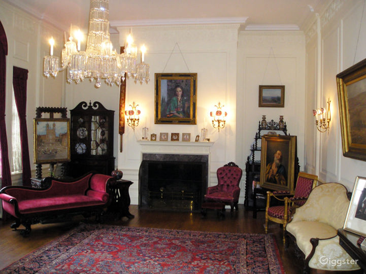 Presidential Style Drawing Room Photo 2