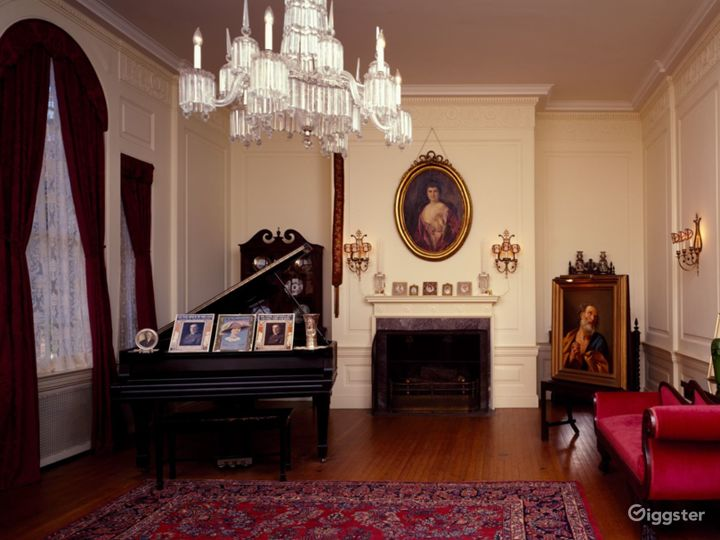 Presidential Style Drawing Room Photo 4
