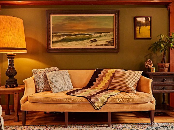 70's Rustic Ranch Cabin Photo 5