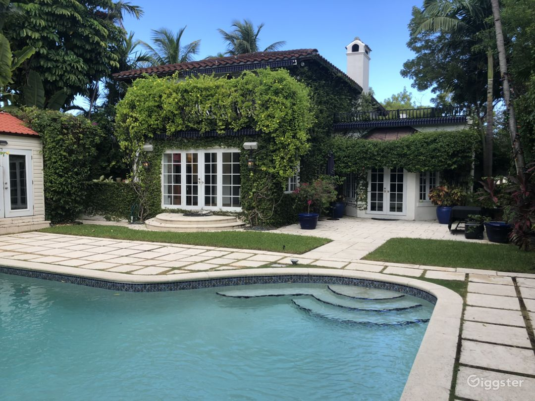El Palmar -Classic Miami Beach Mediterranean House Photo 4