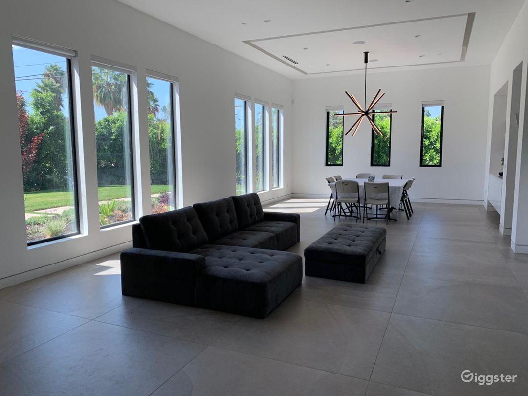 Modern Mansion Photo 2
