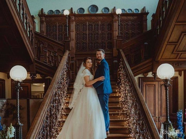 Stunning Grand Hall in Staffordshire Photo 5