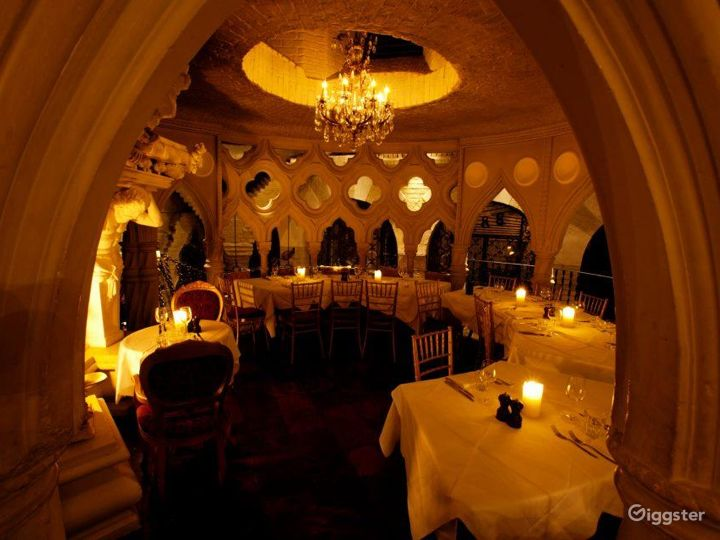 Deluxe Private Dining Room in London Photo 4